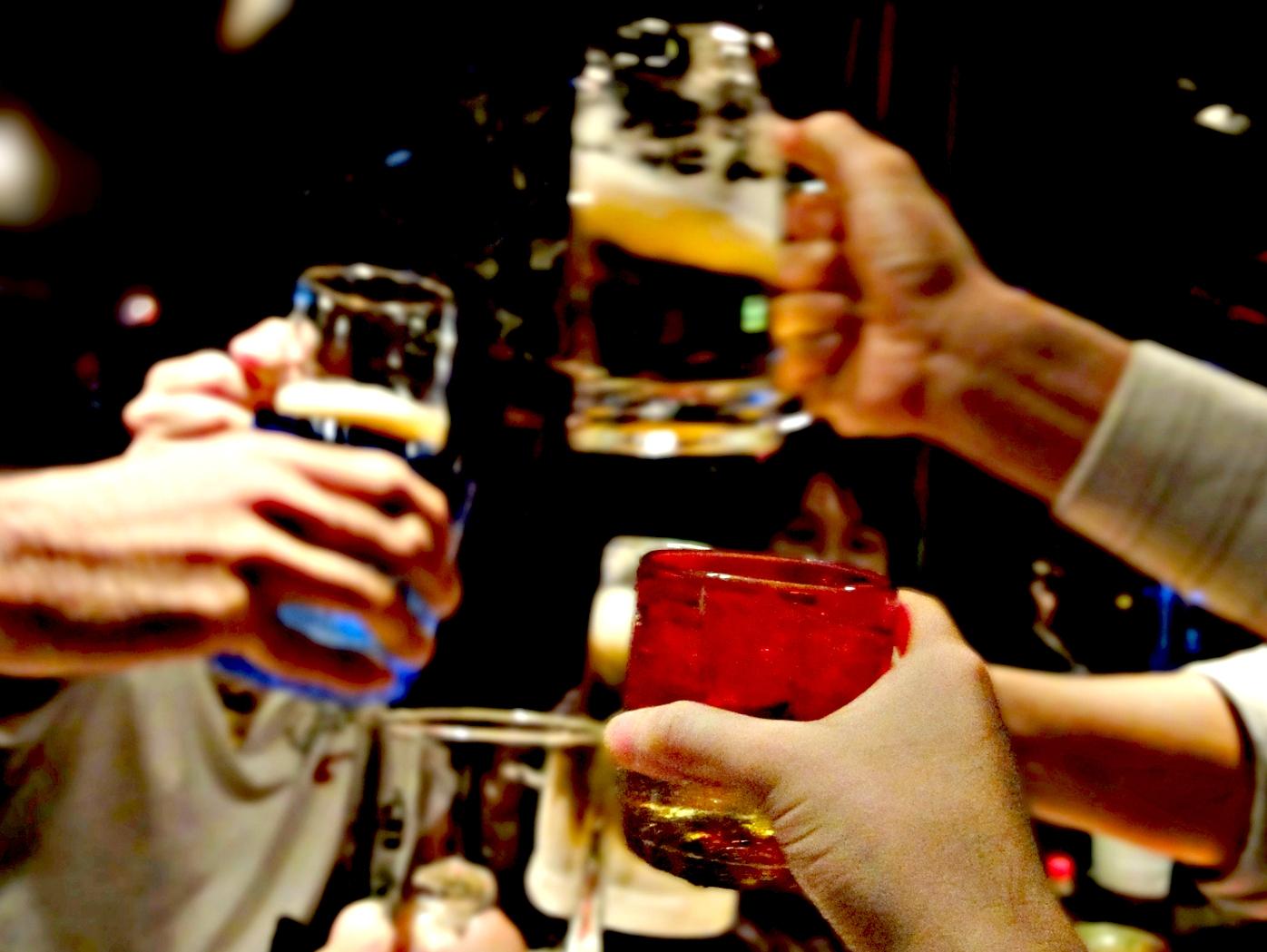 終日飲み屋DAY